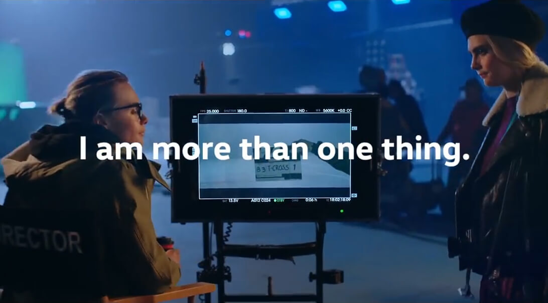 I AM MORE THAN ONE THING